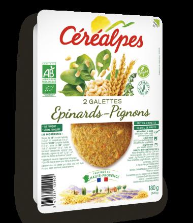 galettes-épinards-pignons