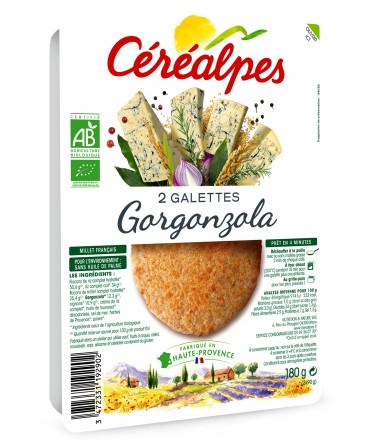 galettes fines gorgonzola
