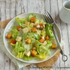panisse façon salade cesar 1
